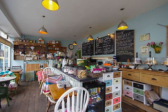 Hectors's Shed Shoreham-by-sea Caffe and coffee shop