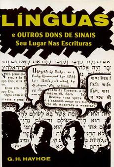Línguas e Outros Dons de Sinais