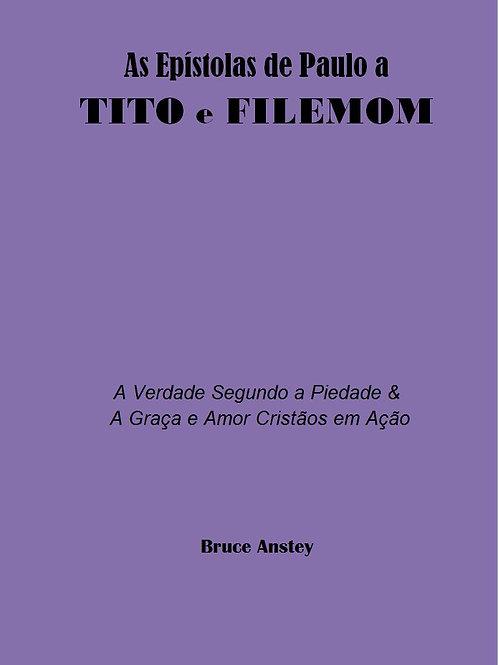 As Epístolas de Paulo a Tito e Filemom