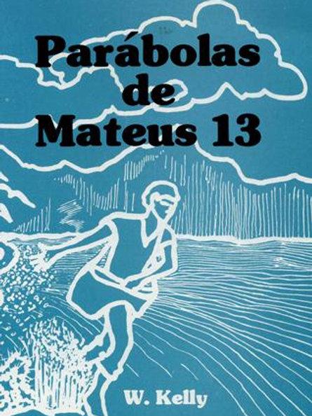 Parábolas de Mateus 13