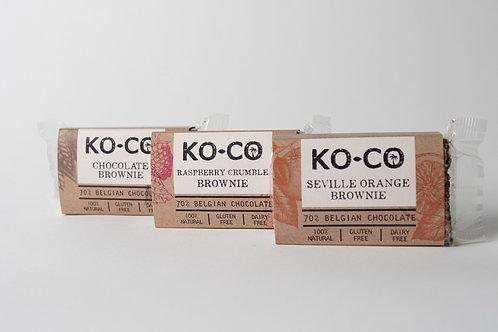Sample Brownie Box