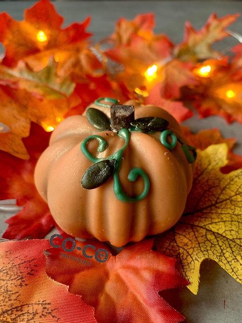 Brownie Pumpkin