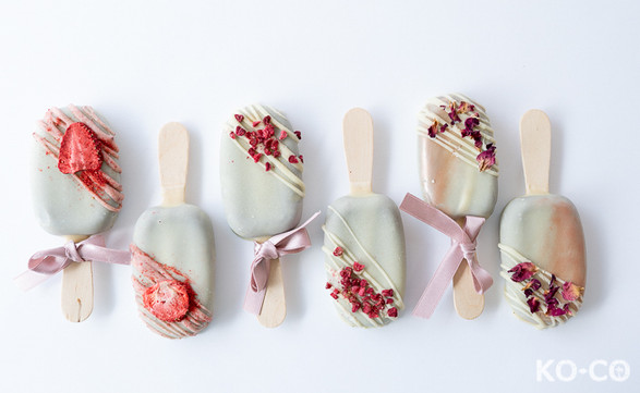 pink lollies