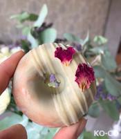 floral bronuts