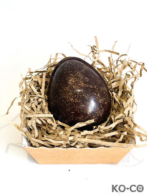 Brownie Caramel Cream Egg