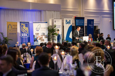 Master of Ceremonies at the Oakville Chamber of Commerce Presidents Gala.