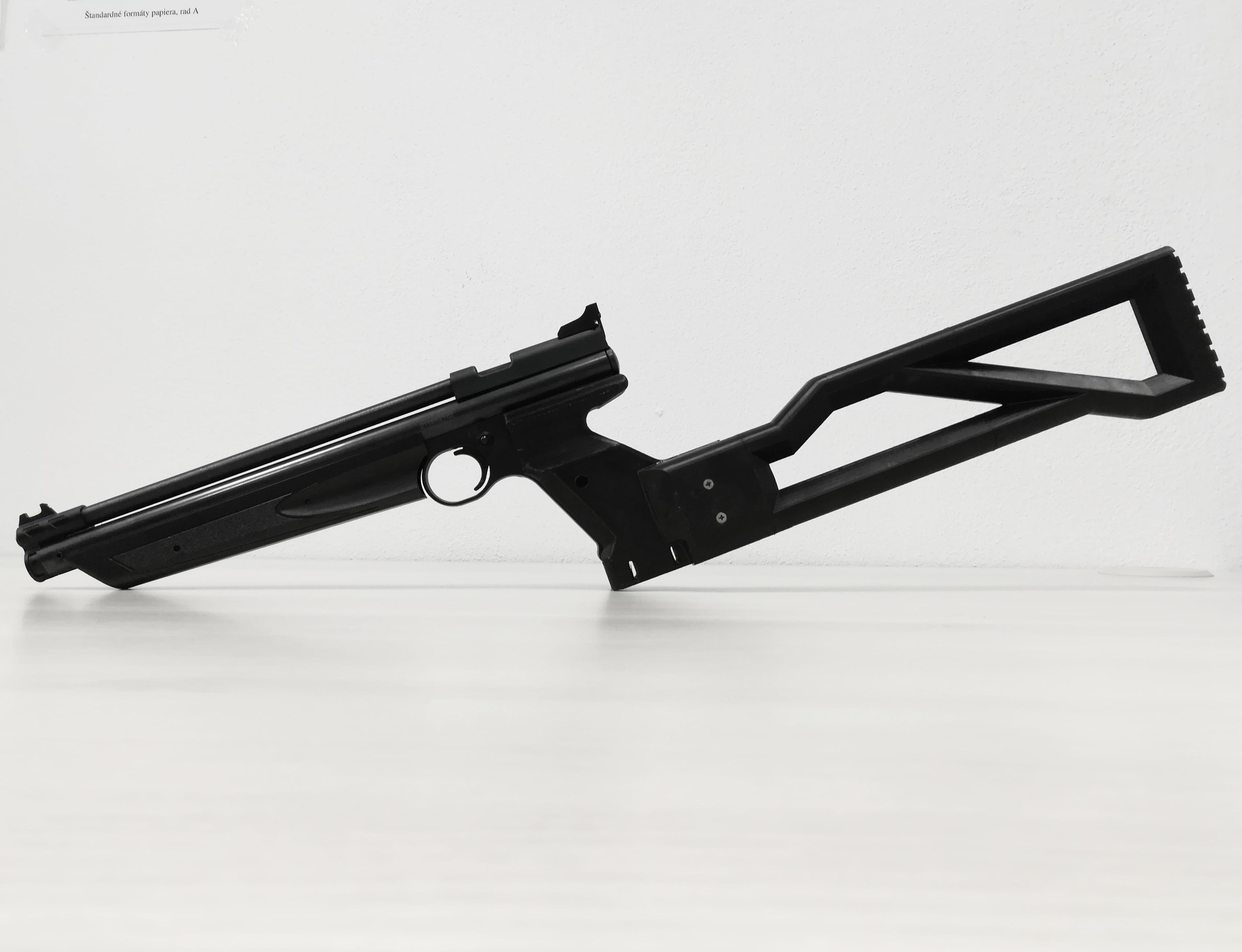 Beretta vzduchovka pažba