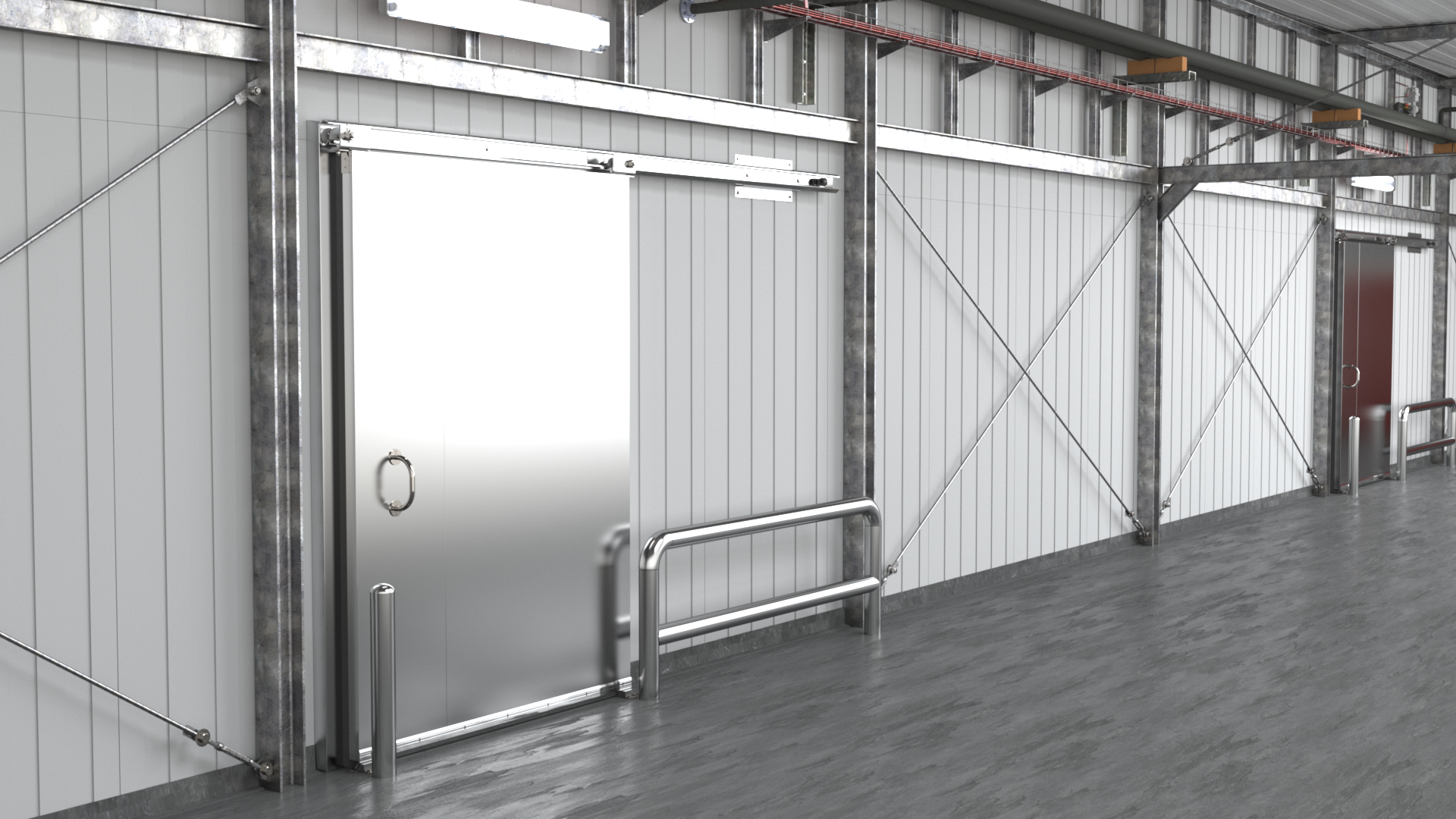 Sliding Door 50x1500x2200 - Render 01 2.