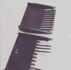 nástavce pre holiaci strojček