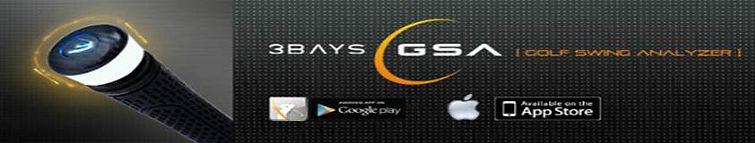 Bays, 3Bays Golf swing analyzer, golf swing analyzer