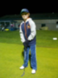 Jerry Cantin Captain of the Golf Team 2010-present