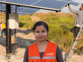 Thida's venture to provide affordable solar panels to all in Cambodia