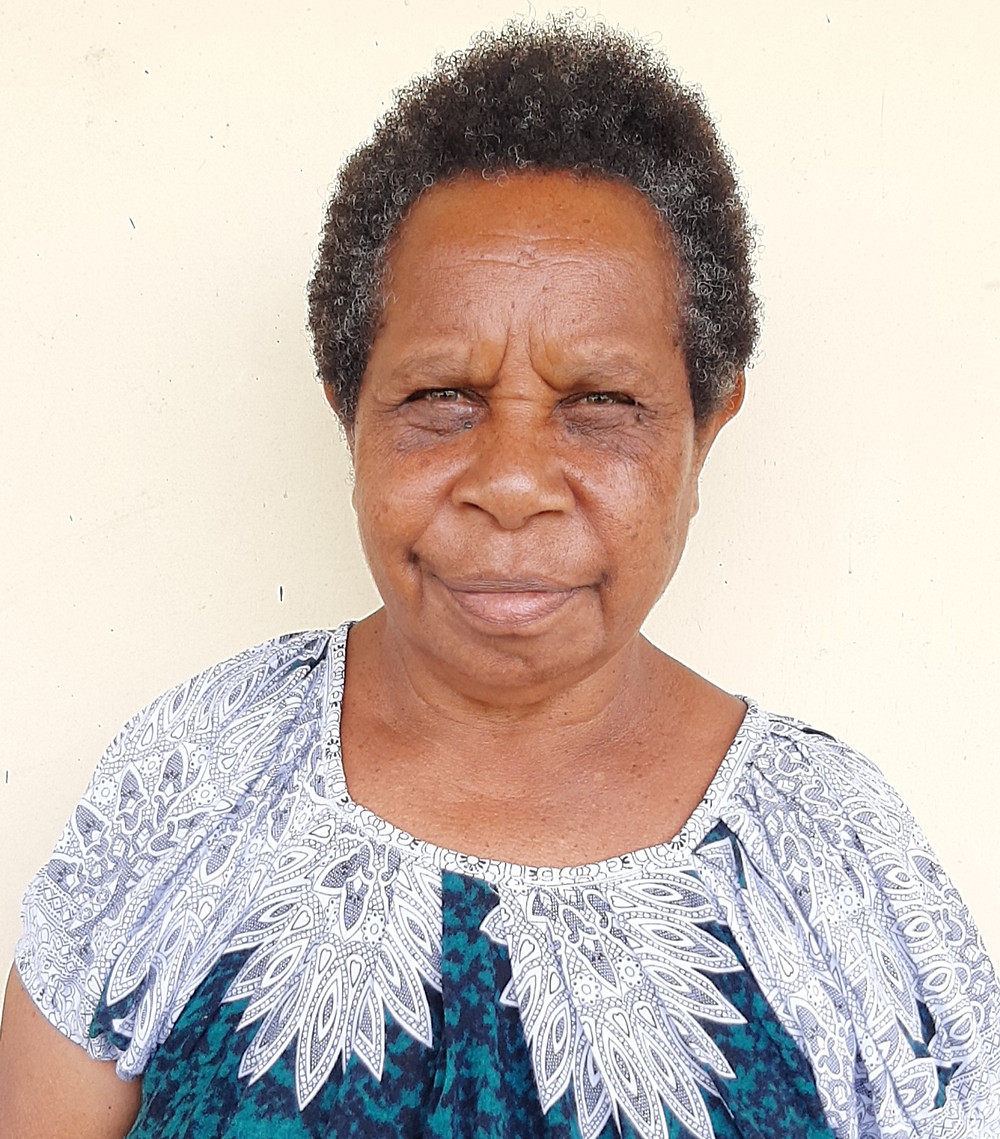 Maria Linibi founder of PNG Women in Agriculture