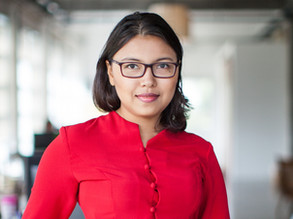 Meet Phyu Hnnin Nyein from Myanmar