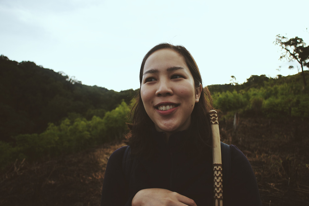 Larissa Joson, co-founder of The Dream Coffee and supporter of rural Filipino coffee farmers
