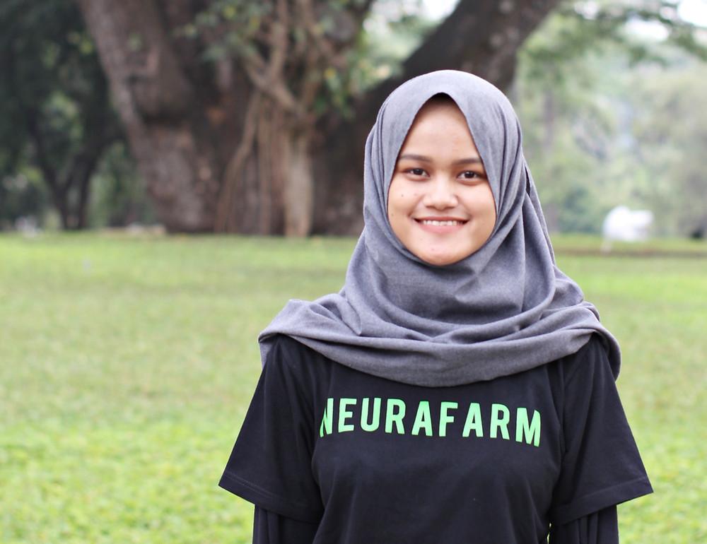 Lintang-cofounder-neurafarm-Indonesia-smart-farming-startup