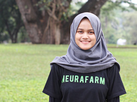 The young agripreneur introducing smart farming to Indonesia