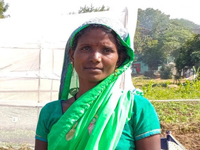 Meet Sukhiya from Madhya Pradesh