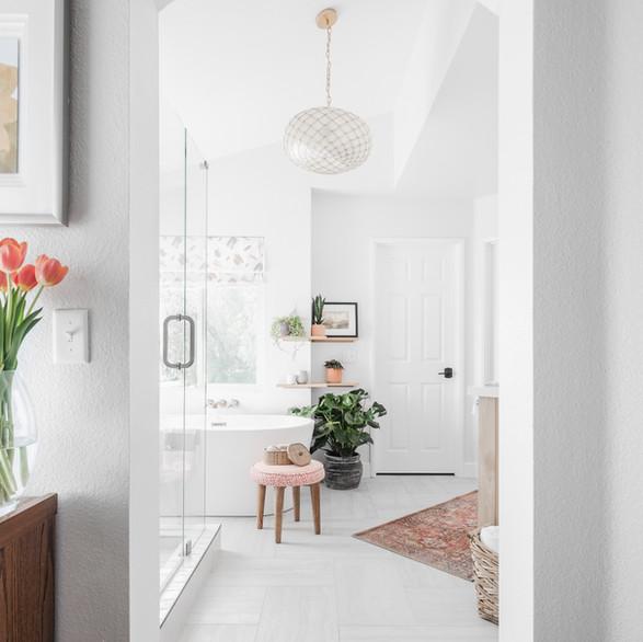 Interior design project by Kathleen Ann Design