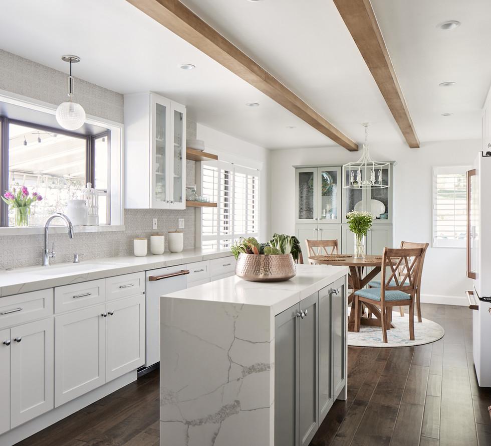 Interior by Kathleen Ann Design