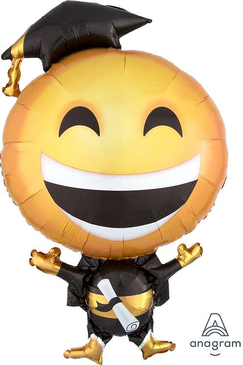 """Happy Grad Emoticon 35"""""""