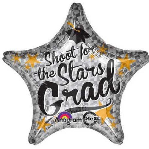 "Shoot for the Stars Grad 19"""