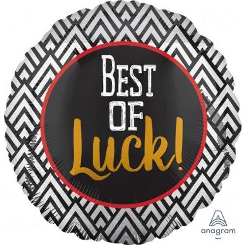 "Best of Luck! 17"""