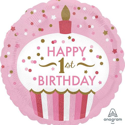 """Happy 1st Birthday 18"""""""