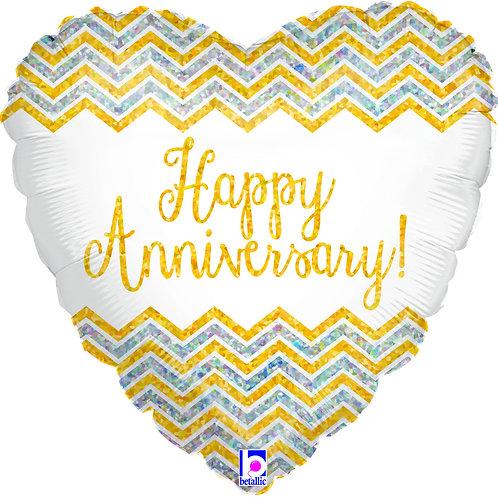 "Happy Anniversary 18"""