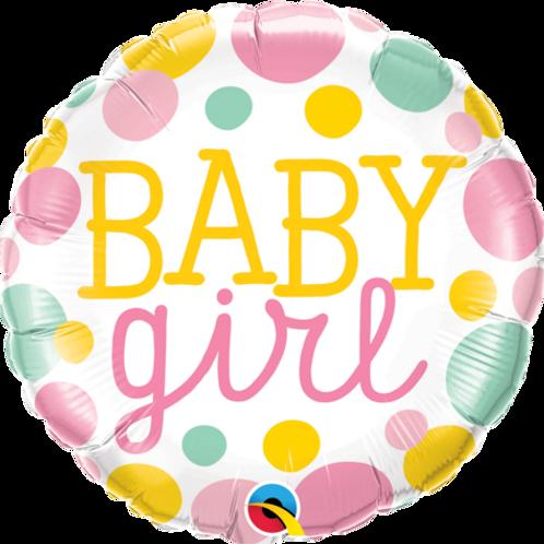 """Baby Girl 18"""""""
