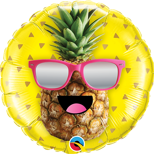 Pineapple & Shades 18""