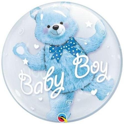 "Baby Boy Double Bubble 22"""