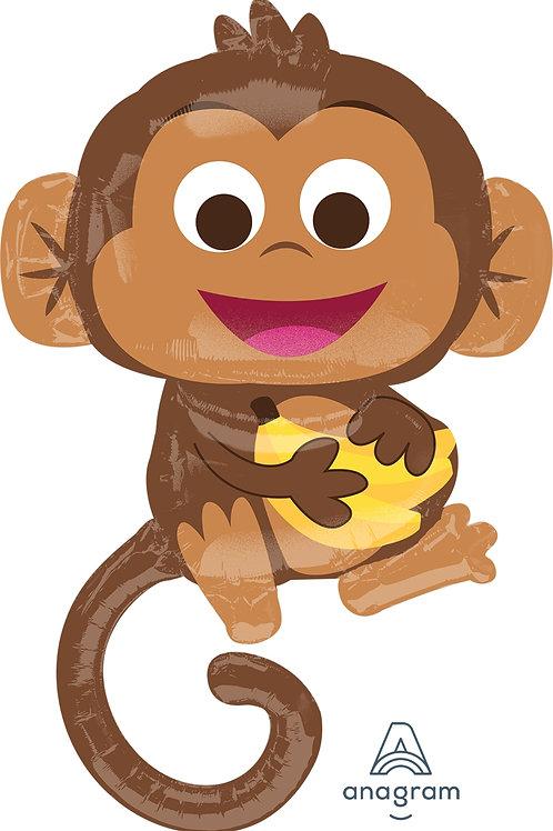 "Happy Monkey 36"""