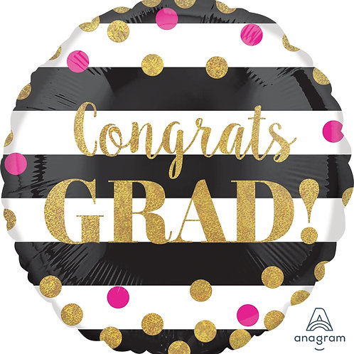 """Congrats Grad! 18"""""""