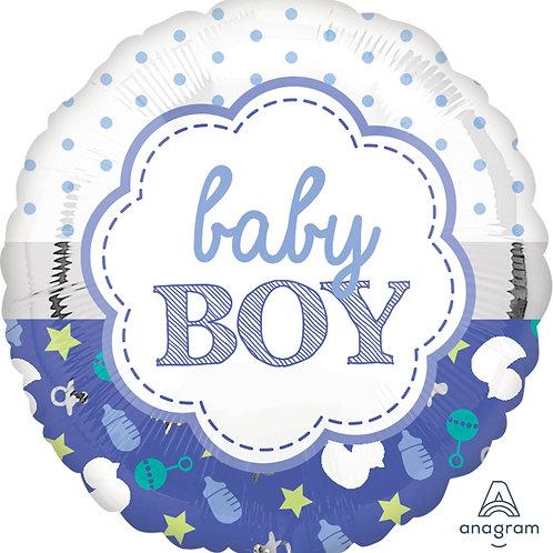 "Baby Boy 17"""