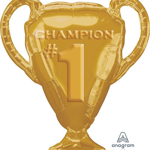 "Champion #1 Trophy 28"""