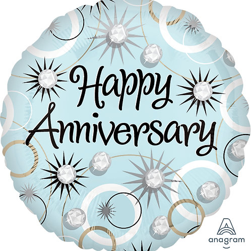 "Happy Anniversary 17"" 2"