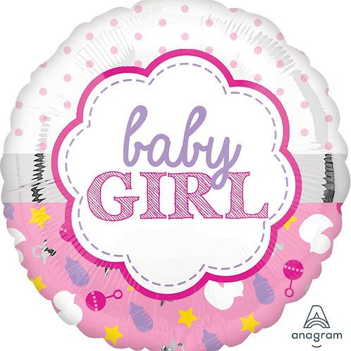 """Baby Girl 17"""""""