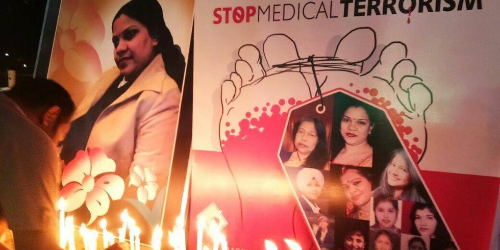 Anti Medical Terrorism Day