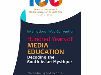 Celebrating 100 years of Media Education