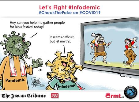 #CheckTheFake-14: Beware of #Infodemic mess this Bihu!