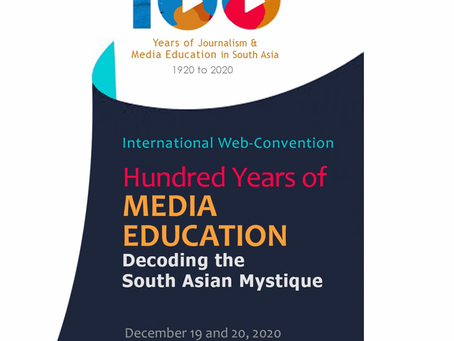 Media education hits century in South Asia