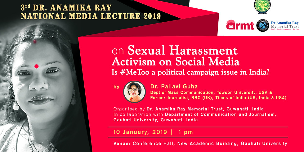 3rd DR. ANAMIKA RAY NATIONAL MEDIA LECTURE 2019