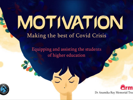 After 'COVID Katha' & 'Break the Fake Toons', ARMT shows the way for students with 'MOTIVATION'