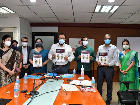 Beyond COVID launched by Assam Health Minister