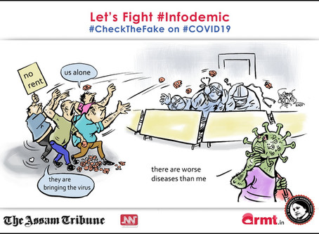#CheckTheFake-30: Pandemic may end, but impression of #Infodemic will last forever