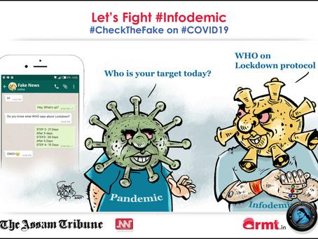 #CheckTheFake -7: Who attributes WHO on fake lockdown phases? It's me, #Infodemics !