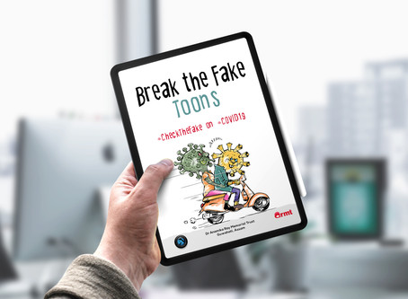 'Break the Fake Toons' released at Media Educator's Roundtable