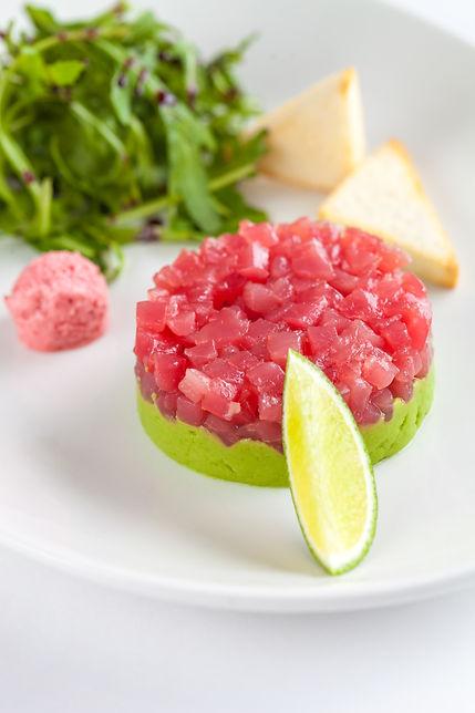 Tuna tartar moalia fresh