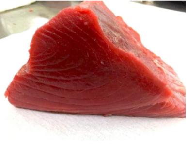Sashimi tuna chunk